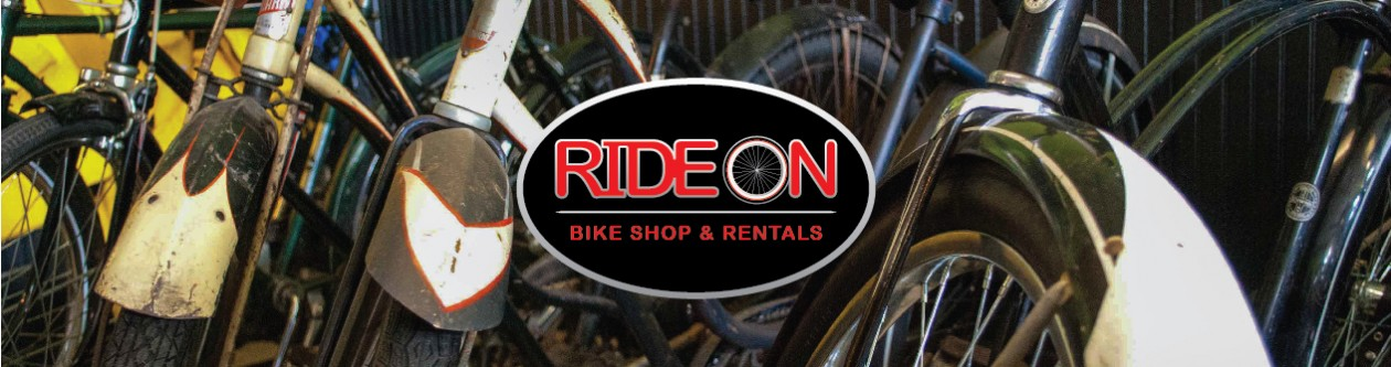 Ride On Bike Shop & Rentals